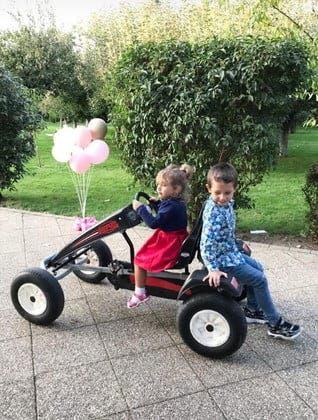Copiii Elenei Basescu
