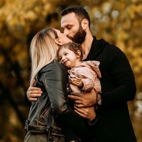 Feli Donose și viitorul soț