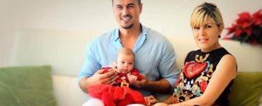 Fiica Elenei Udrea a împlinit doi ani