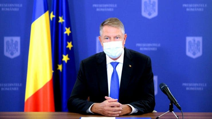 Iohannis despre o posibilă revenire la starea de urgență