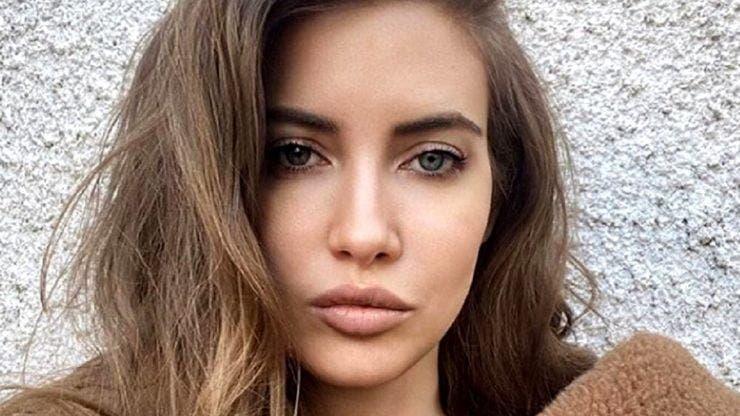 Iulia Albu a ieșit să se plimbe cu metroul