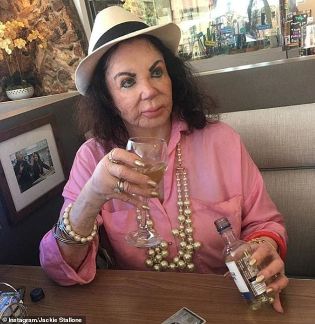 Jackie Stallone a murit