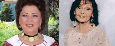 Maria Ciobanu și Marina Voica