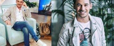 Răzvan Simion are o nouă parteneră