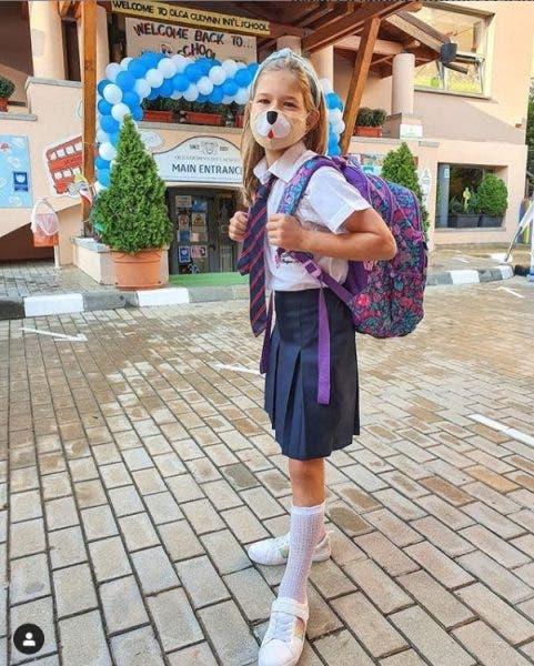 copiii vedetelor la scoala