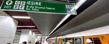 Se deschide metroul din Drumul Taberei