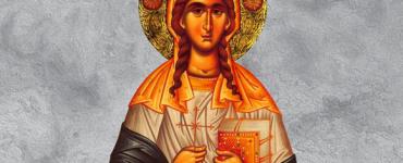 Sfânta Mare Muceniță Tecla