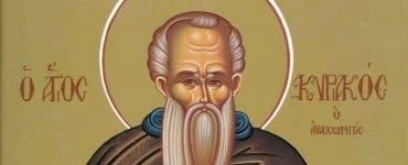 Sfântul Chiriac Sihastrul