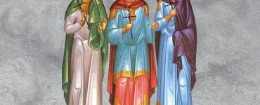 Sfântul Mucenic Dorimedont şi cei împreună cu dânsul