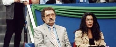Sophie Ayad și Ion Țiriac