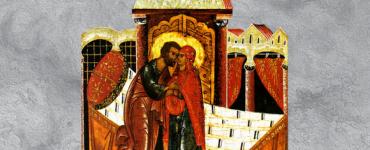 Zămislirea Sfântului Proroc Ioan Botezătoru