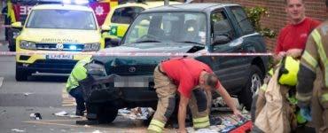 Accident Londra