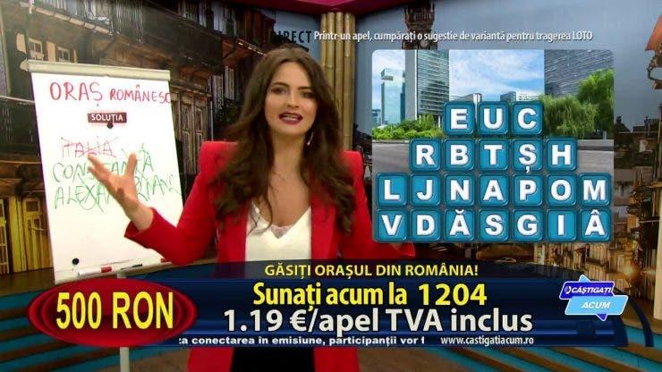 Adela Lupșe, Etno TV