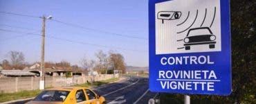 amenzi rovinietă 2021