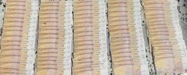 Bani falși puși în circulație