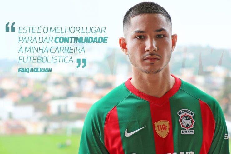 Faiq Bolkiah, Maritimo Funchal, avere,