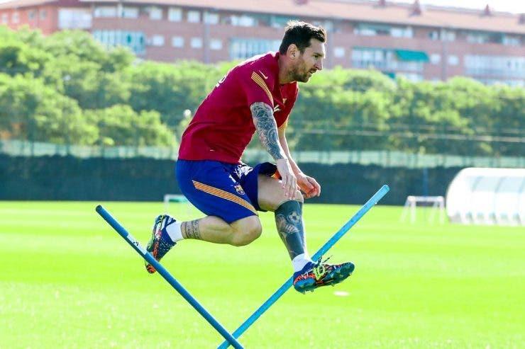 Leo Messi, transfer,