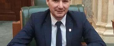 Noul președinte CJ Vrancea, Cătălin Dumitru Toma