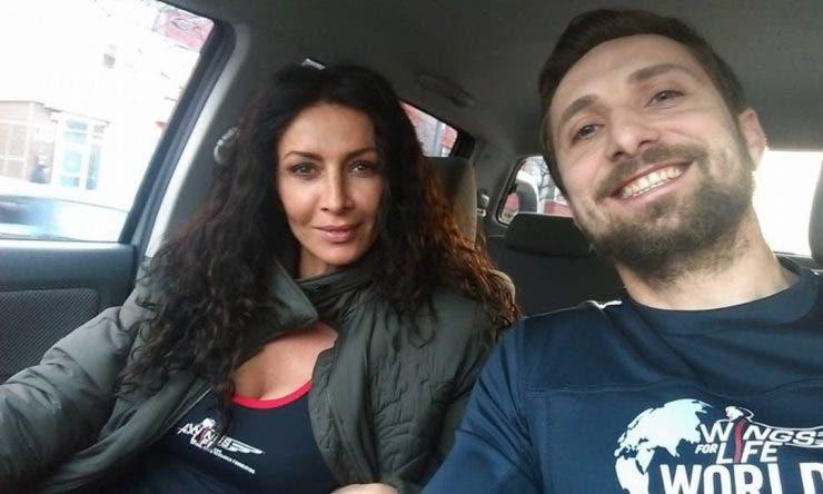 Dani Oțil si Mihaela Rădulescu