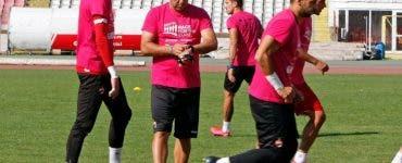Dinamo, fotbalistii pleaca, Pablo Cortacero,
