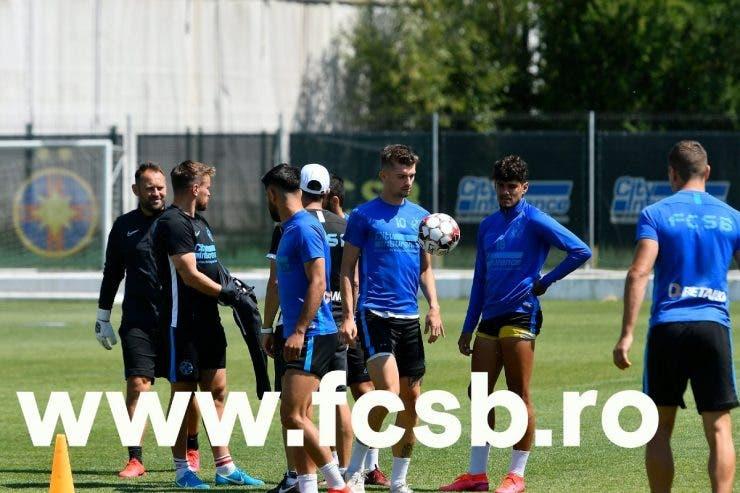 FCSB, gigi becali, Europa League, COVID-19