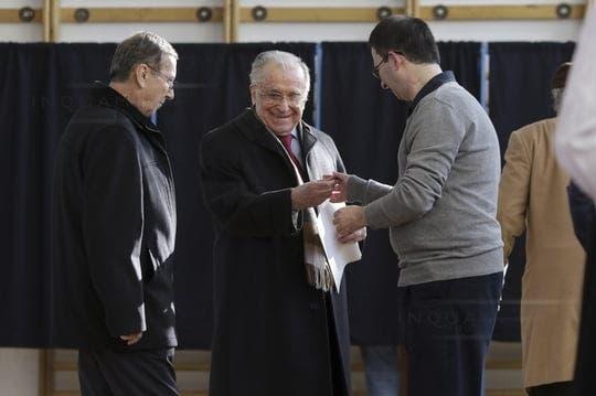 Ultimă oră! Ce s-a întâmplat cu Ion Iliescu în ziua alegerilor