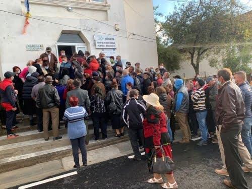 aglomerație vot alegeri locale 2020