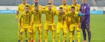 Romania U21 victorie, Adrian Mutu,