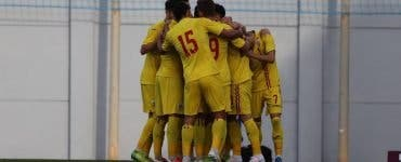 Nationala U21, Adrian Mutu, Malta