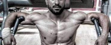 luptator executat, Navid Afkari