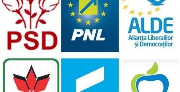 Partide politice - sondaje alegeri locale 2020