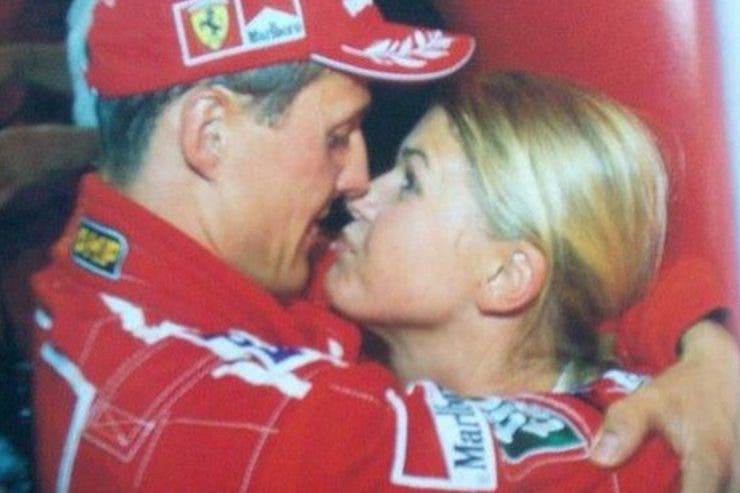 Michael Schumacher, stare sanatate