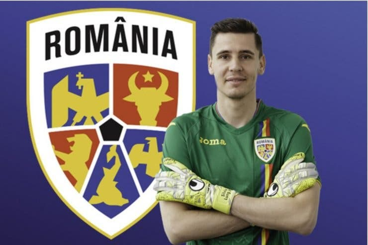 echipa nationala Romania, Silviu Lung jr,