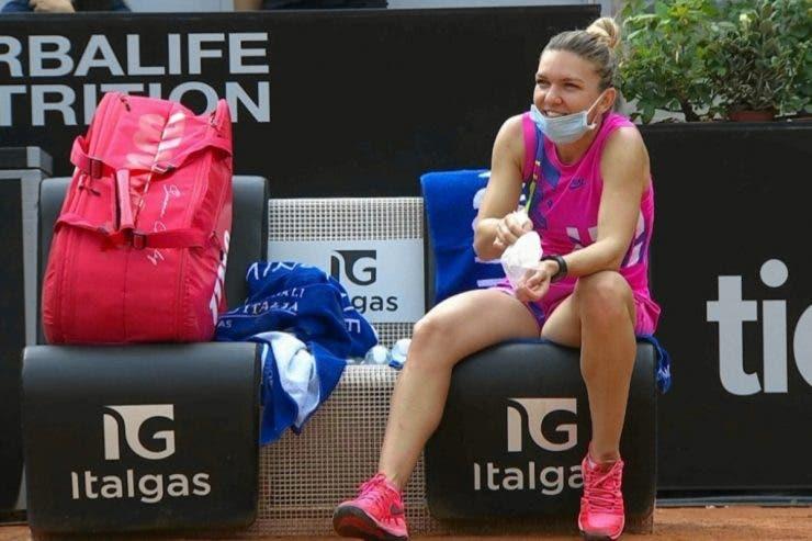 simona halep, patricia țig, Irina Bara, Roland Garros