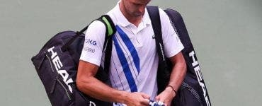 Novak Djokovic descalificat, US OPEN,