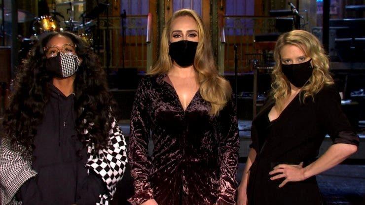 Adele și-a șocat fanii!