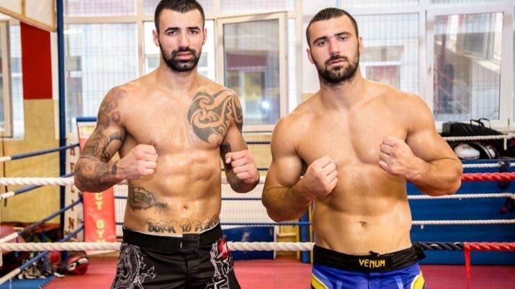 Andrei și Bogdan Stoica