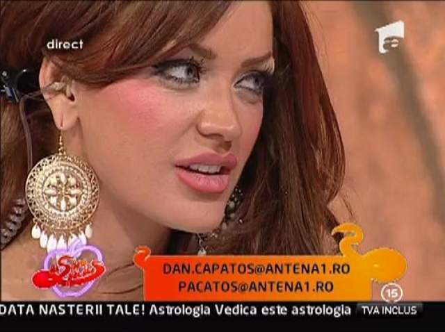 Bianca Drăgușanu asistentă TV