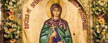 Blestemul Sfintei Parascheva