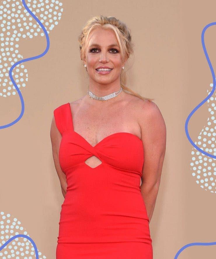 Britney Spears transformare