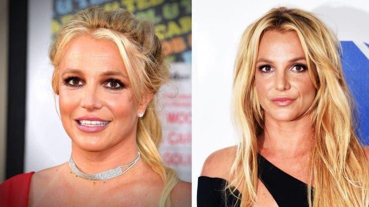 Britney Spears, transformată complet