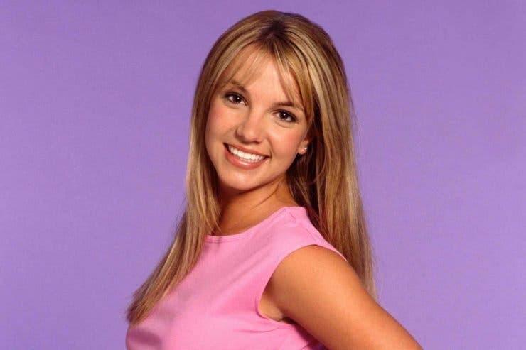 Britney Spears tanara