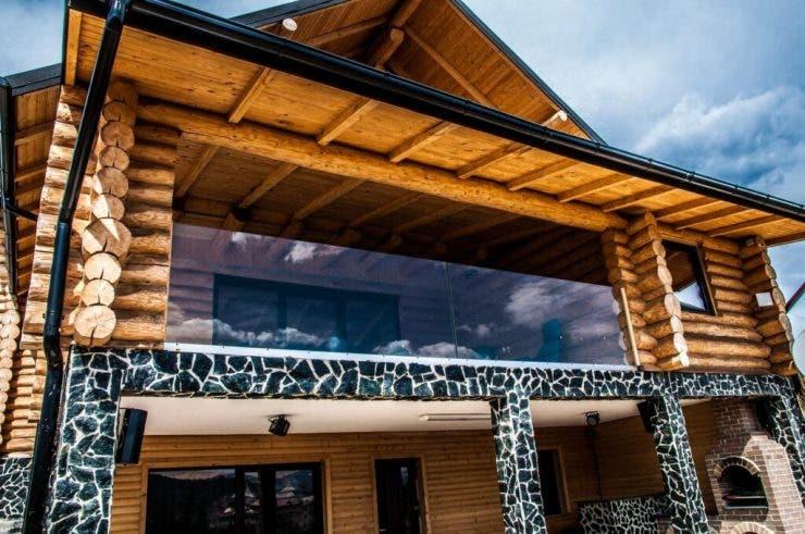 Cabana Deac Luxury Chalet