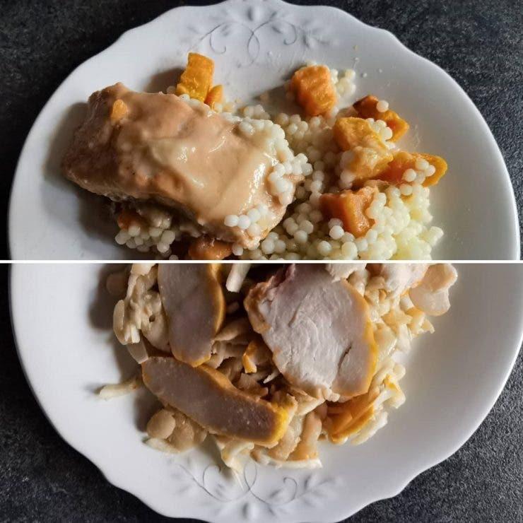 Ce gătește Andreea Marin