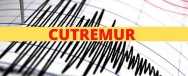 Cutremur neobișnuit în România