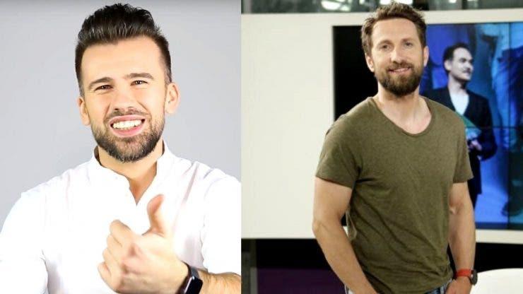 Florin Ristei, pus în încurcătură de Dani Oțil. Artistul este într-o relație cu o concurentă de la X Factor