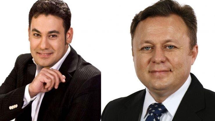 Fratii Dolanescu, din nou in conflict