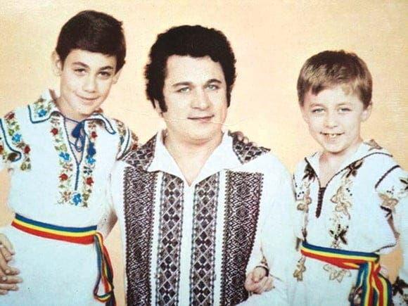Ion Dolanescu si fiii sai