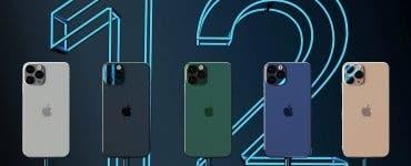 Lansare iPhone 12
