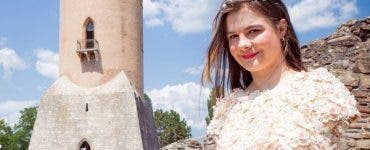 Lorelai Mosnegutu a implinit 18 ani
